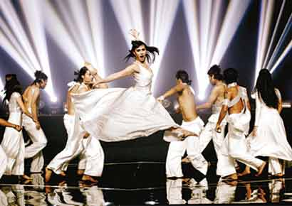 A still from the film <I>Any Body Can Dance</I>
