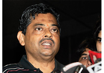 Ratnakar Shetty served as BCCIs chief administrative officer for six years before the cash-rich body introduced a corporate structure.