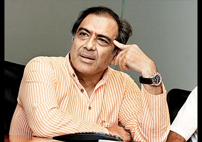 BJP leader Mahesh Jethmalani and his father had taken on party president Nitin Gadkari over allegations of financial irregularities in Purti.