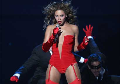 Beyonce is set to perform at the event