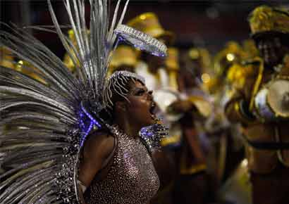Carnival celebrations begin in Brazil