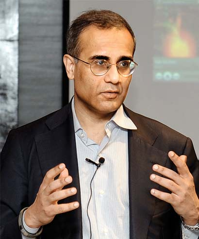 Rishad Tobaccowala is the chief strategy and innovation officer at the Chicago-based Vivaki.