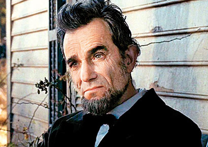 Daniel Day-Lewis in Steven Spielberg's <i>Lincoln</i>