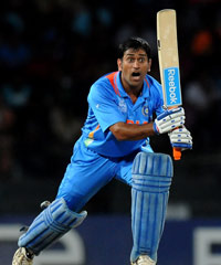MS Dhoni. Photo for representational purpose only.