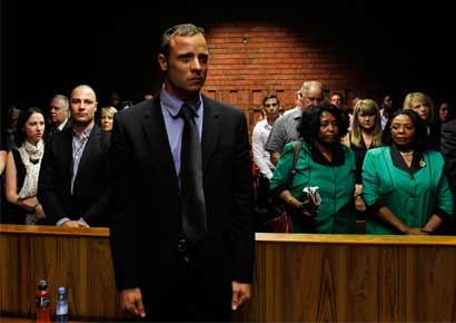 [UPDATED] Oscar Pistorius Charged With Murder of FHM Model Girlfriend