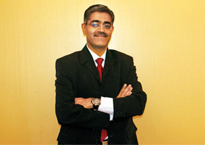 Ajoy H Chawla, vice-president, global business head�Titan & Retail.
