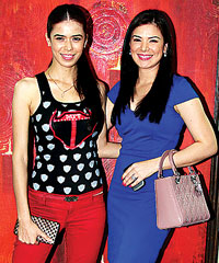 Sucheta and Urvashi Sharma