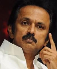 MK Stalin. Images courtesy: <i>www.livechennai.com</i>