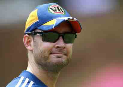 Michael Clarke 