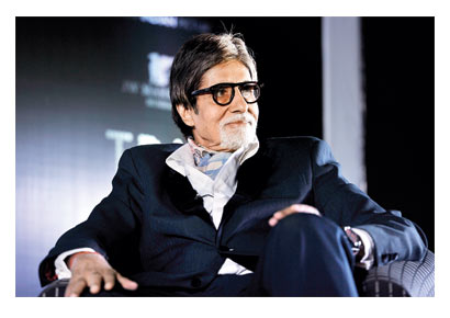 Amitabh Bachchan