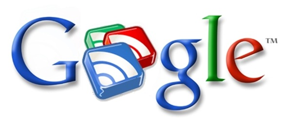 RIP Google Reader this July. Image courtesy Google