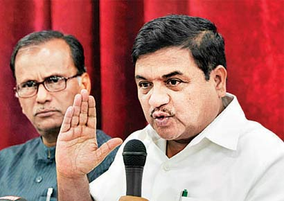 RR Patil