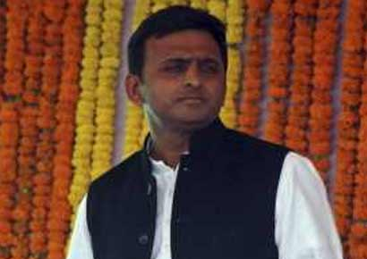 Akhilesh Yadav.