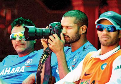 Shikhar Dhawan