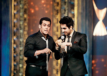 Salman Khan and Ayushmann Khurrana