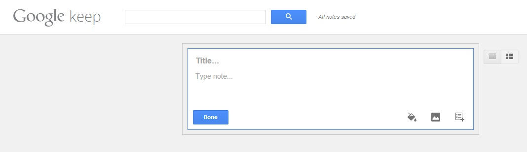 Now, new 'Google Keep' to sync notes and to-do lists, to compete with apps like Evernote - Sci/Tech - DNA