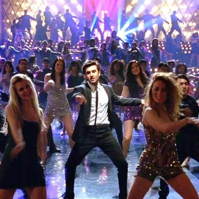 A still from the song.