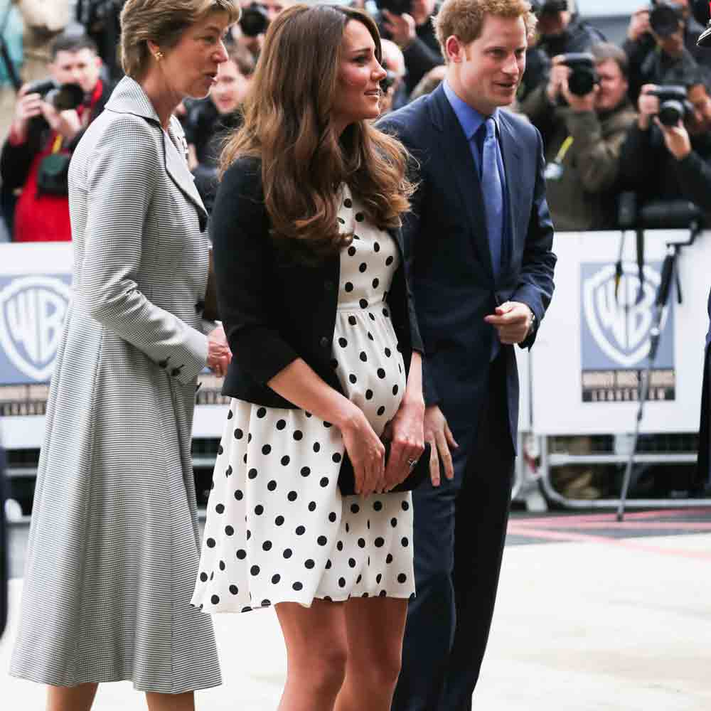 Kate Middleton Sets Chic And Stylish Maternity Dressing Trend