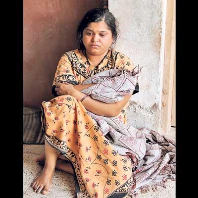 The killer mom after her arrest on Wednesday.