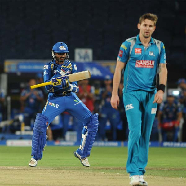 IPL 6: Action, drama and angony as Mumbai and Pune face-off
