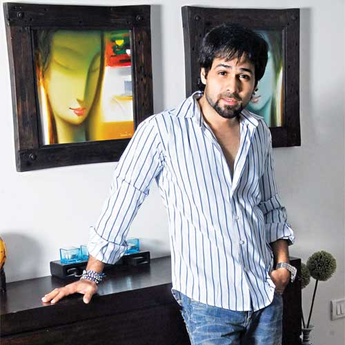 I am living the male fantasy: Emraan Hashmi