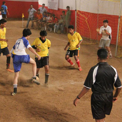 Here's your chance to watch a live football match in Mumbai