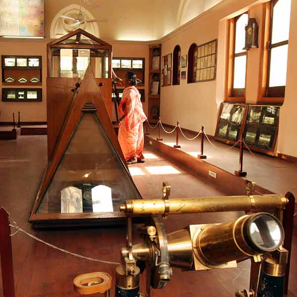 museums in mumbai inside photo