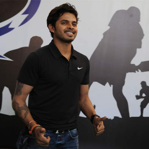 IPL spot-fixing: Sreesanth's plea for FIR disposed as none turn up