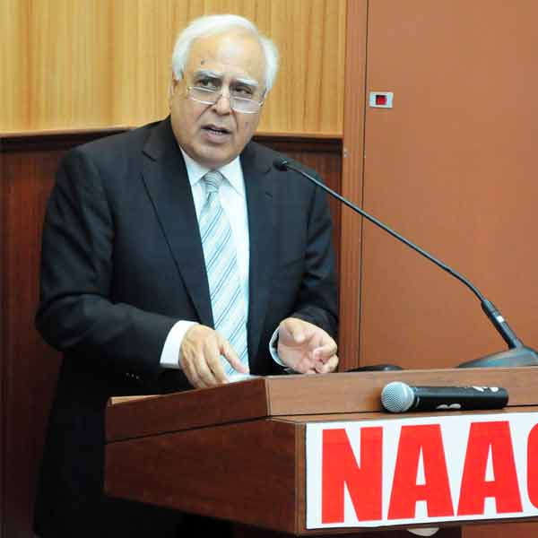 Spot, match-fixing to be criminal offence under new law: Kapil Sibal