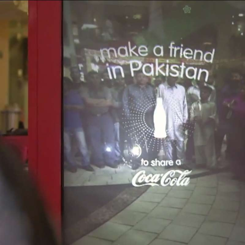 New Coca Cola ad opens window of peace between India and Pakistan