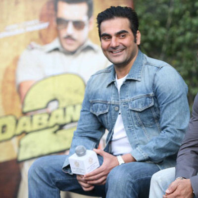 Arbaaz Khan's direction plans