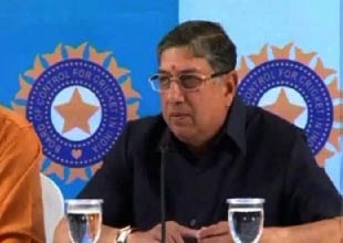 BCCI Chief N Srinivasan rules out resignation: Sources