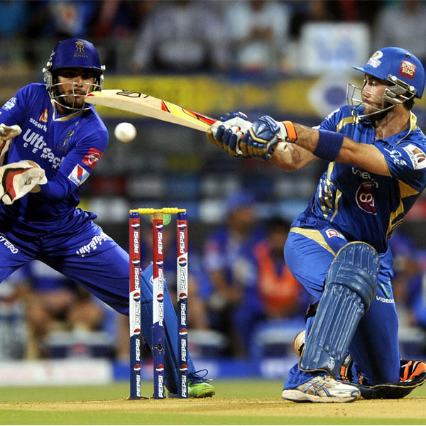 IPL 6: Rain could play spoilsport in Rajasthan Royals-Mumbai Indians play-off match
