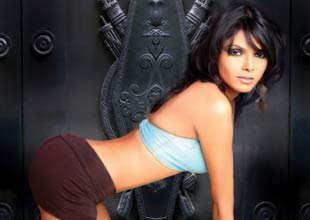 Sherlyn Chopra grooves at Cannes
