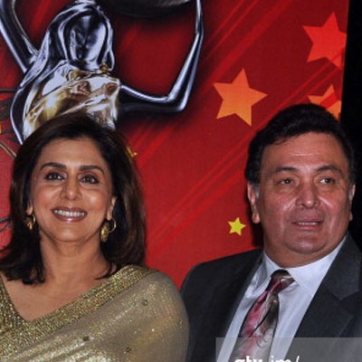 Rishi Kapoor and Neetu Singh's cinematic journey together
