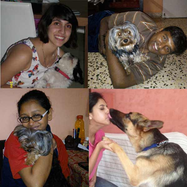 Meet Mumbai's dog trainers