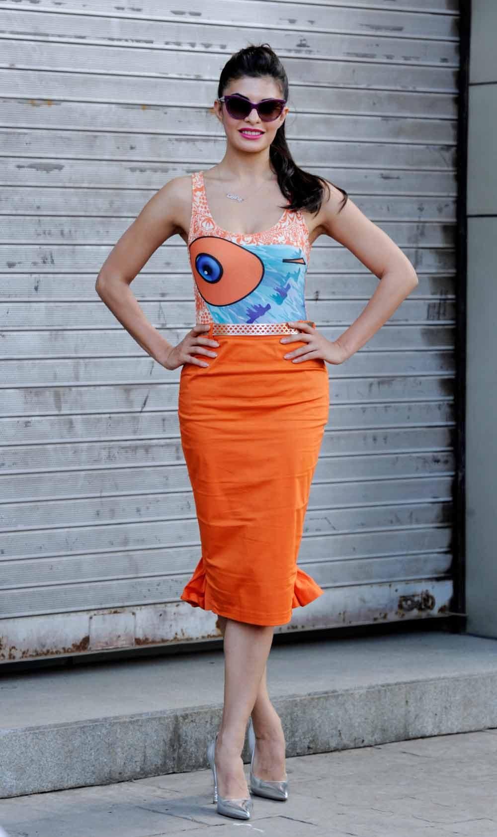 Jacqueline Fernandez wore it just right