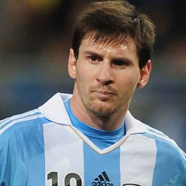 After overtaking Diego Maradona, Lionel Messi is still not the top goal scorer for Argentina