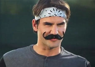 Roger Federer sports 'Super Mario' inspired look in new ad
