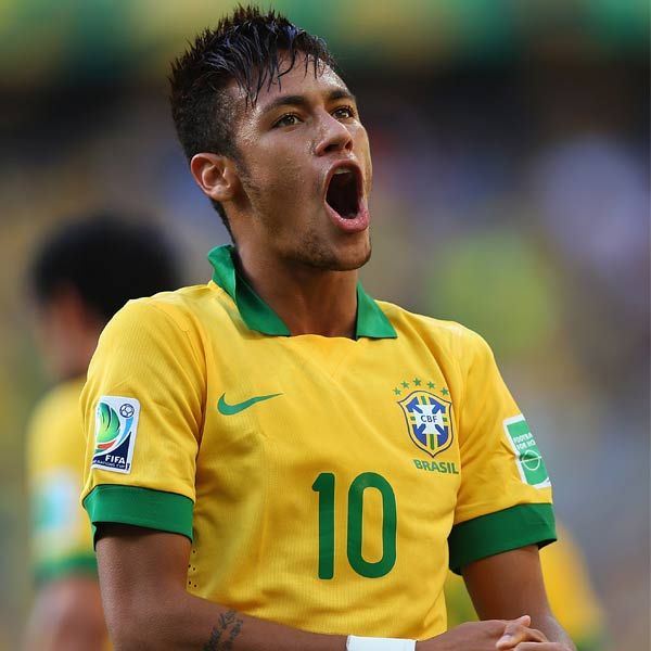 Neymar: Brazil's 'Man Friday' at Confederations Cup
