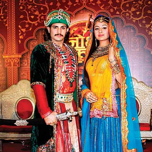 Jodha Akbar, Zee TV : Monday to Friday, 8 pm