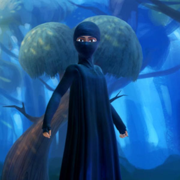 The adventures of the Burka Avenger and three young kids is set in the imaginary city of Halwapur.