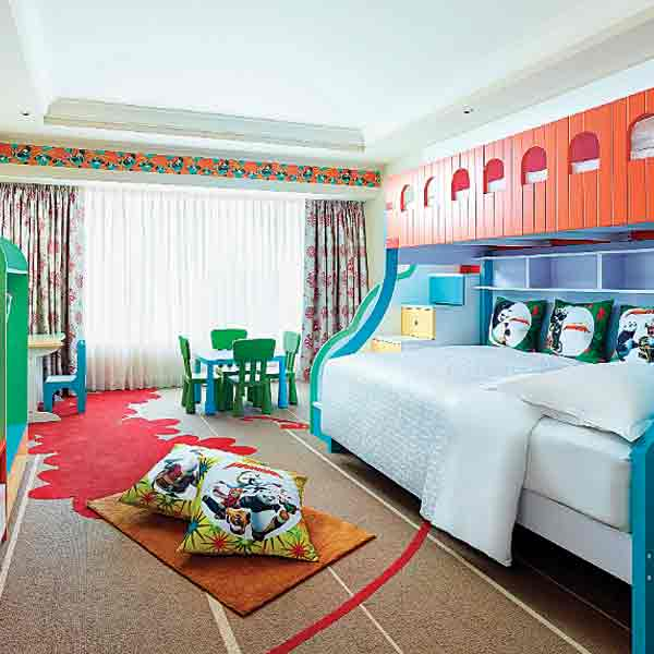 The Dreamworks Experience At Macau Is A Family Affair