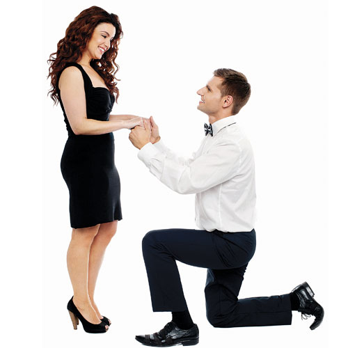 How To Propose To A Woman Without A Ring