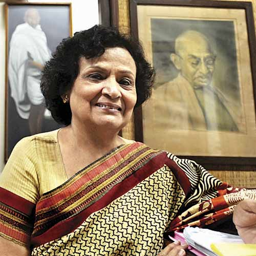 Dr Usha Thakkar's book will be released next year.