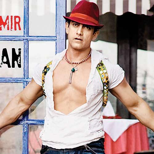 Aamir Khan Body