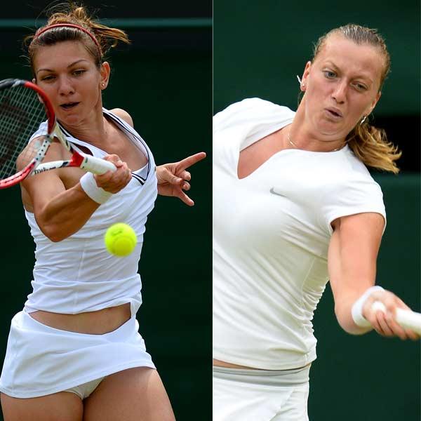 Petra Kvitova vs Simona Halep LiVE Final WTA New Haven 2013 Open At Yale