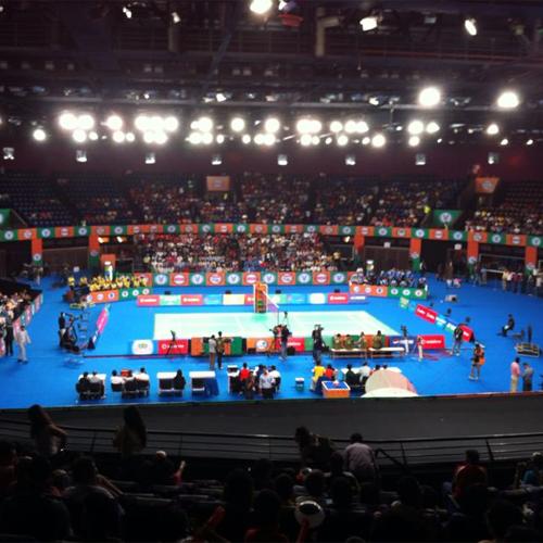 Warriors New Stadium Update: The Indian Badminton League Finals: One Unforgettable