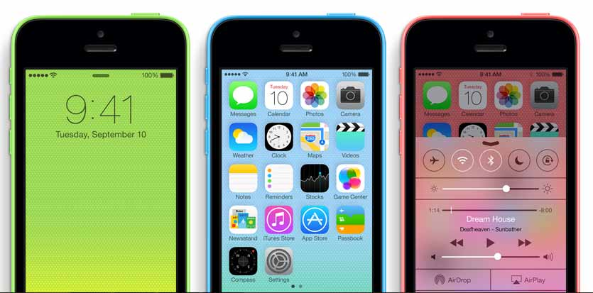 Apple iPhone 5S  iPhone 5C launch in India today, RCom to offer ...
