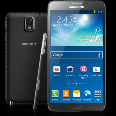 samsung launches note 3 smart phone at rs49 900 and galaxy